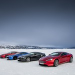 Aston Martin on Ice 2014 -St Moritz 14