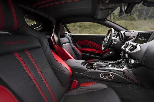 Aston Martin Vantage 2017-2