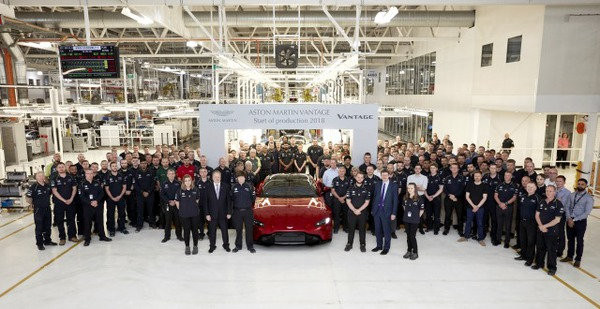 Aston Martin Vantage_Start of Production_01