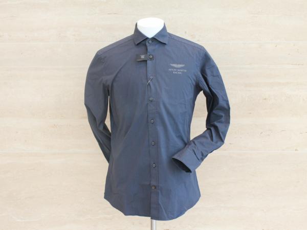 青シャツ1