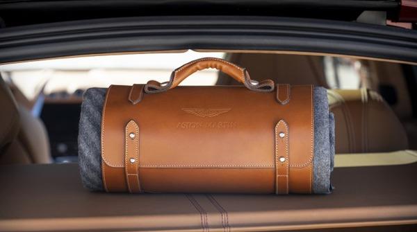 Aston Martin DBX Picnic Blanket