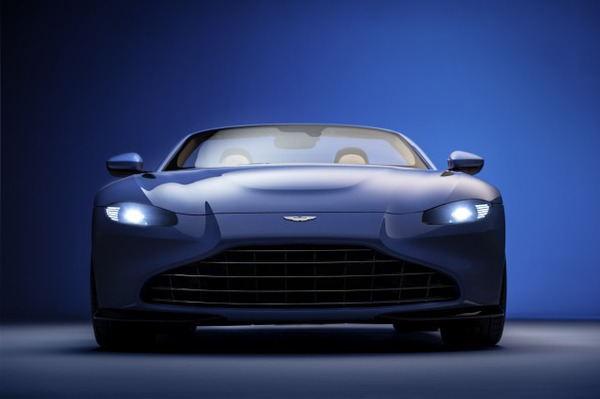 Vantage Roadster Launch Imagery