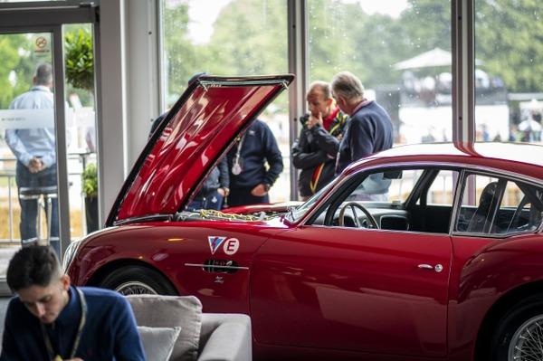 Aston Martin Goodwood FOS 2019