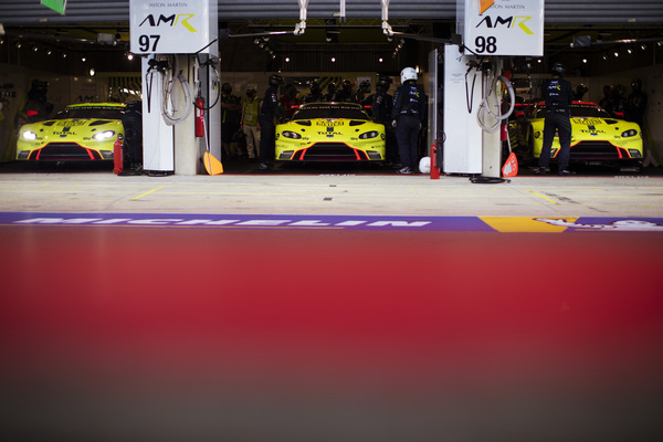 2019 / 2020 FIA World Endurance Championship Spa Francorchamps, Belgium 16th - 20th September 2020 Photo: Drew Gibson