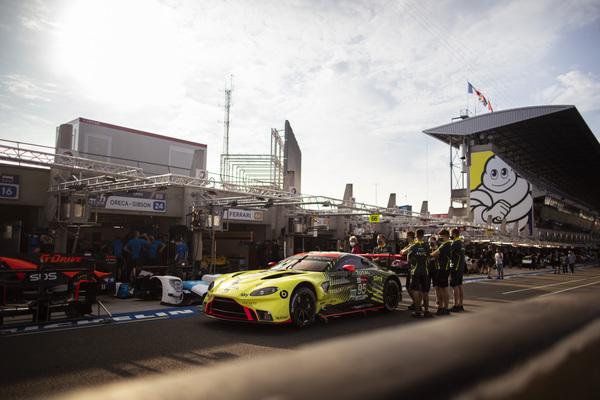 2019 / 2020 FIA World Endurance Championship Spa Francorchamps, Belgium 16th - 20th September 2020 Photo: Drew Gibson
